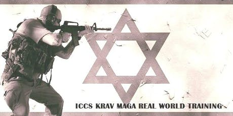 Israeli Krav Maga & Tactical Rifle Shooting - ICCS Pro Course tickets