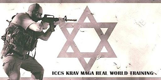 Israeli Krav Maga & Tactical Rifle Shooting - ICCS Pro Course
