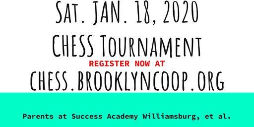 Kids's Chess Tournament for Success