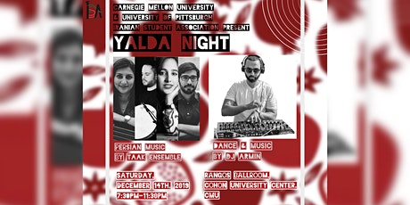 Yalda Night tickets
