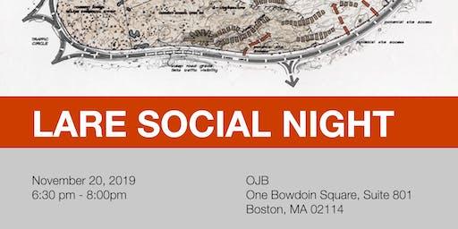 LARE Social Night