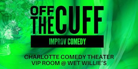 Off the Cuff Improv Comedy tickets