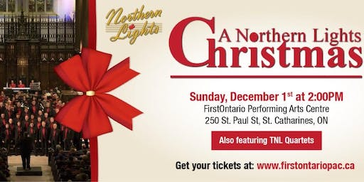 A Northern Lights Christmas - St Catharines