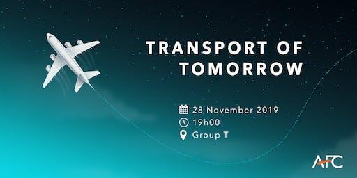 AFC Presents: Transport of Tomorrow