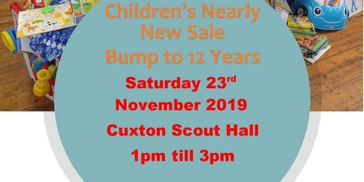 Children's Nearly New Sale