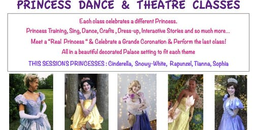 Princess Dance and Theatre Classes