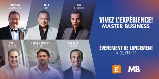 Lancement Master Business France