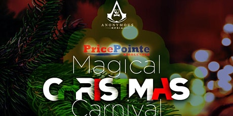 Magical Christmas Carnival tickets