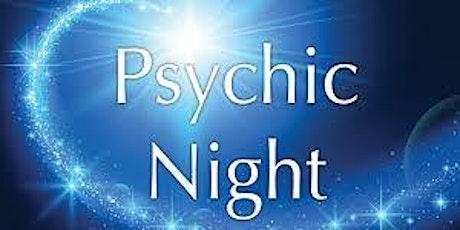 Psychic Night with Joshua Rose & Diane Doran  tickets