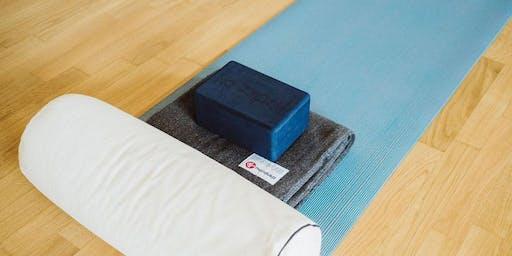 Beginn' mit uns den Winterschlaf - Yoga und Entspannung im Winter