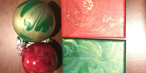 Color Meditation Series: Ornaments and Coasters