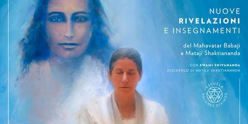 SHIVA KRIYA YOGA: Nuove rivelazioni del Mahavatar Babaji a Mataji Shaktiana