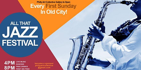 FREE EVENT: All That Jazz Festival (Live Music) tickets