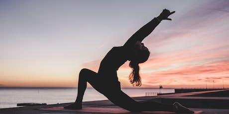 Root.Rise.Soar! Yoga Masterclass tickets