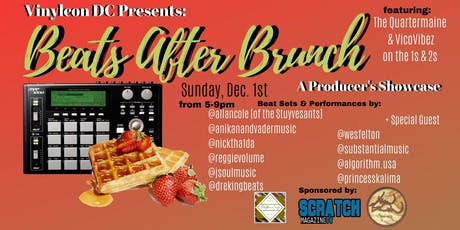 Beats After Brunch ( A Producers Showcase ) tickets