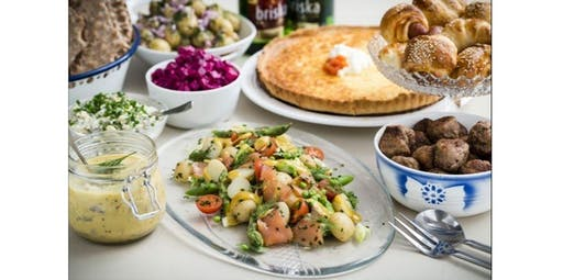 Scandinavian Cooking Experience (2019-12-01 starts at 1:30 PM)