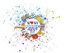 YI Love NY YiddishFest logo