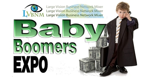 "2020 LVBNM Baby Boomers Expo ""Bring It on Baby Boomers"""