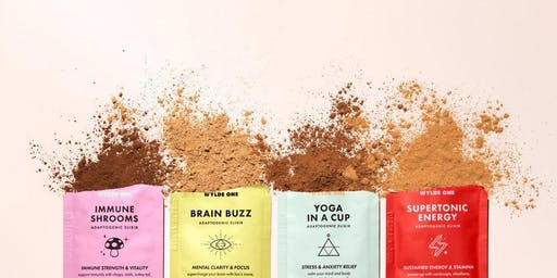 De-stressing your Holiday's with Yoga and Adaptogen Lattes