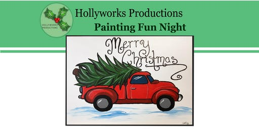Painting Fun Night