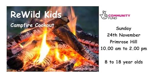 ReWild Kids Campfire Cookout