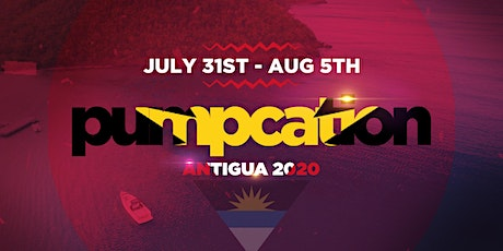 PUMPCATION ANTIGUA. Deposit tickets