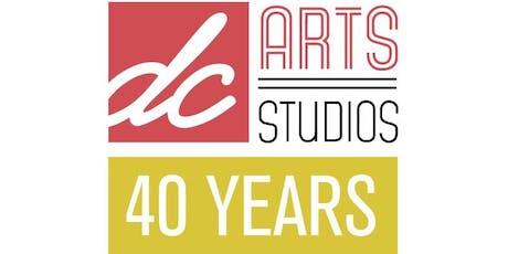 DC Arts Studios 40th Anniversary + Holiday Open Studios tickets