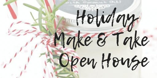 Young Living Holiday Make & Take Open House