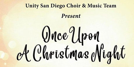 Once Upon A Christmas Night Concert tickets