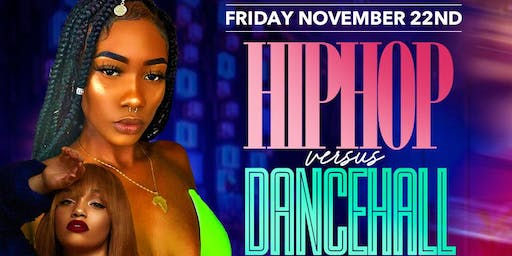 DANCEHALL VS HIPHOP ( WHINE AND TWERK EDITION
