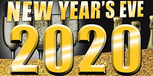 New Year's Eve San Diego 2020, Dinner, Open Bar, Comedy (EARLY SHOW)