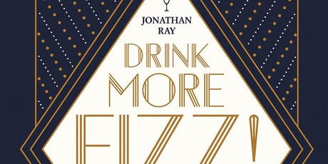 Christmas Cocktails & Fizz, Author Event with Jonathan Ray tickets