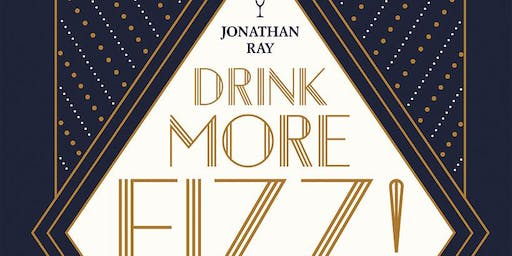 Christmas Cocktails & Fizz, Author Event with Jonathan Ray