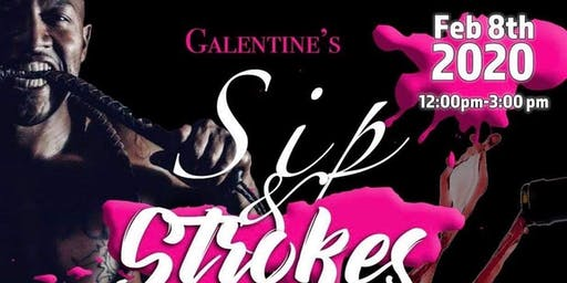 Galentine's Sip and Stroke (Brunch Edition)