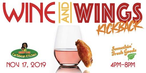 Wine and Wings Kickback