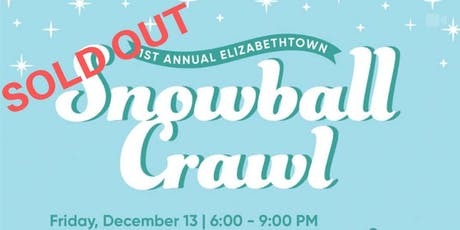 Snowball Crawl - Elizabethtown, PA tickets