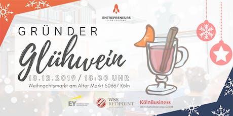 Gründerglühwein 2019 Tickets