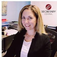 SecretaryCentral, LLC  logo