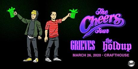 The Cheers Tour: Grieves + The Holdup tickets