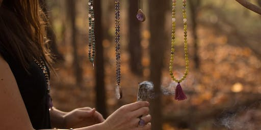 Authentic Gift-Making Workshop: Mala Creation & Blessing Ceremony
