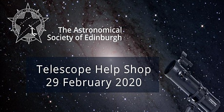 Telescope Help Shop II tickets