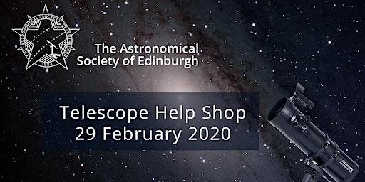 Telescope Help Shop II
