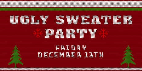 Ugly Sweater Party at The Tasting Room tickets
