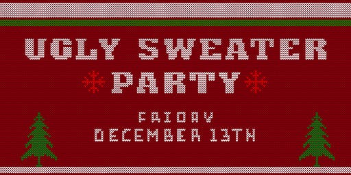 Ugly Sweater Party at The Tasting Room