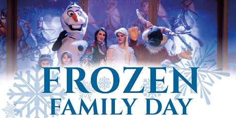Frozen Family Day tickets