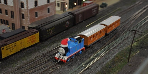 Clinton Central Model Railroad Open House 2019 -2020