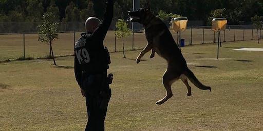 Sheriff Carmine Marceno's Deputy Dogs Presents Dog Training Level 1