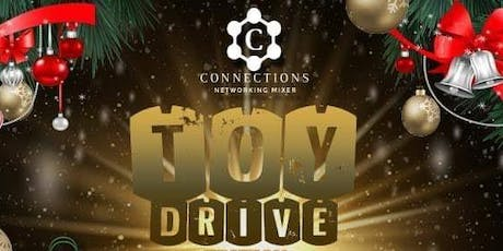 Dec. Connections Networking Mixer (Toy Drive Edition) tickets