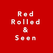 Red Rolled & Seen logo