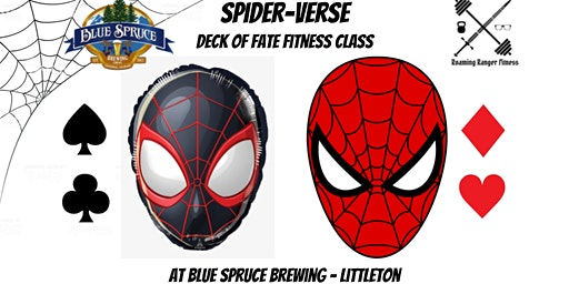 Spider-Verse Fitness Class